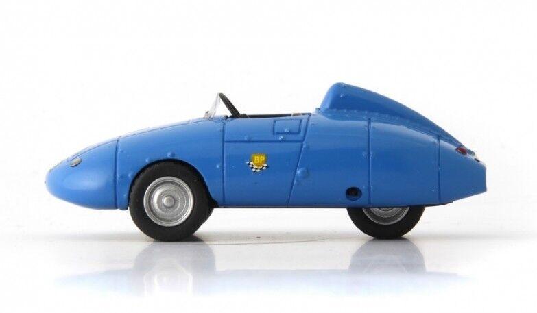 Autocult ATC07009 -  VELAM Isetta Voiture de record bleu - France - 1957   1 43