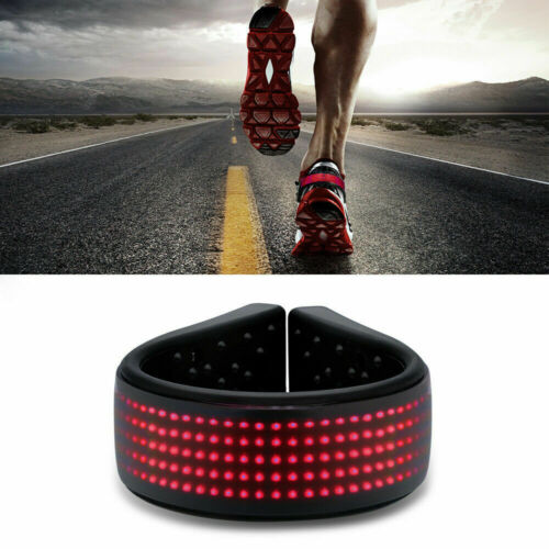 Outdoor Sport LED Light Shoe Clip Safety Running Cycling Jogging Safe Warning