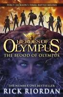 The Blood of Olympus (Heroes of Olympus Book 5), Riordan, Rick, New