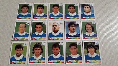 CHILE -New WC FRANCE /'98 Panini 1998 SIERRA Figurina-Sticker n 114