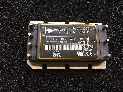 Victor V24C24T100BL,DC/DC Converter Switching Regulator 24V