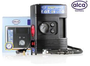 Powerful-12V-air-compressor-7-BAR-100PSI-inflator-deflator-alca-AEROPRESSOR-NEW