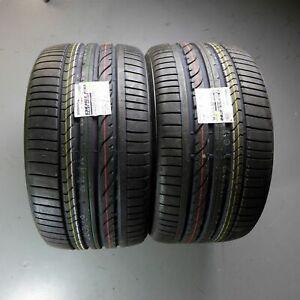 2x-Bridgestone-Dueler-H-P-SPORT-315-35-r20-110y-Runflat-Pneus-D-039-ete-Neuf