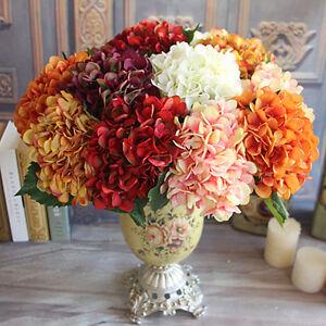 Rose autumn vintage artificial fake peony flower arrangement image is loading rose autumn vintage artificial fake peony flower arrangement mightylinksfo