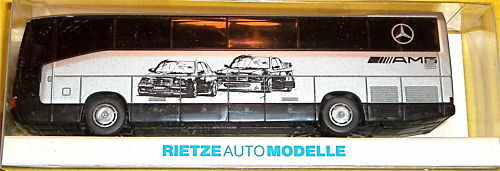AMG Mercedes O 404 RHD Bus Rietze 60051 H0 1 87 Emballage D'Origine Å