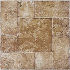 Achim Nexus Beige Terracotta 12x12 Self Adhesive Vinyl Floor Tile - 20 Tiles/20