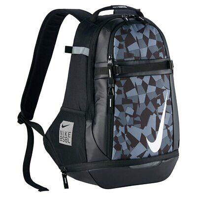 Humble Nike Backpack Vapor Select 2.0 Graphic Baseball Backpack Black/white Ba5357-010 100% High Quality Materials Equipment Bags Baseball & Softball