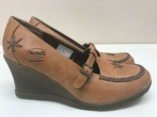 Womens Dockers By Gerli Boots & Shoes Brown Heels