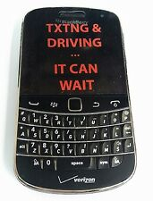 BlackBerry Bold 9930 - 8GB - Black (Unlocked) Verizon Smartphone QWERTY Keyboard