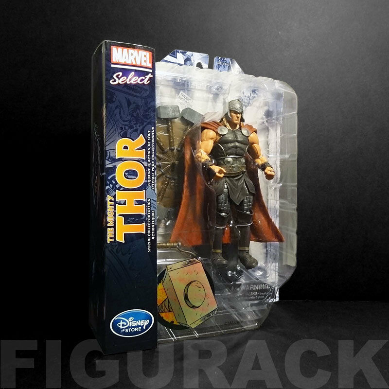 Marvel  Select - The Mighty Thor 7'' Action Figure (Exclusive)  dans les promotions de stade