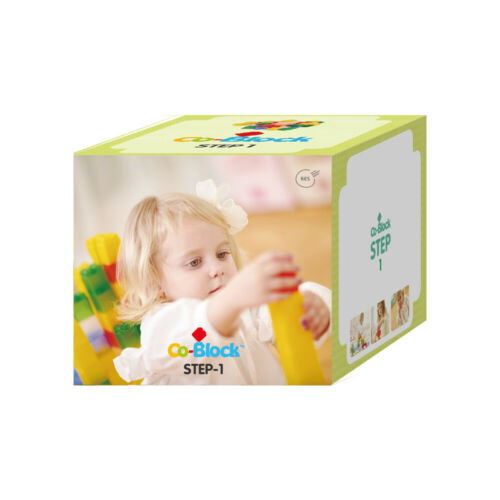 CoBlock Step1 80pcs Building Educational Block Children Toy Gift Present Best