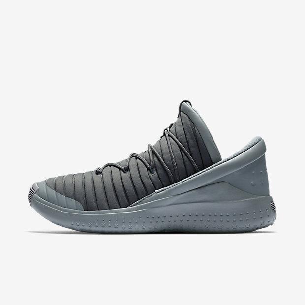 New Men's Jordan Grey/Cool Flight Luxe Shoes (919715-003)  Cool Grey/Cool Jordan Grey/Wolf Grey 460591