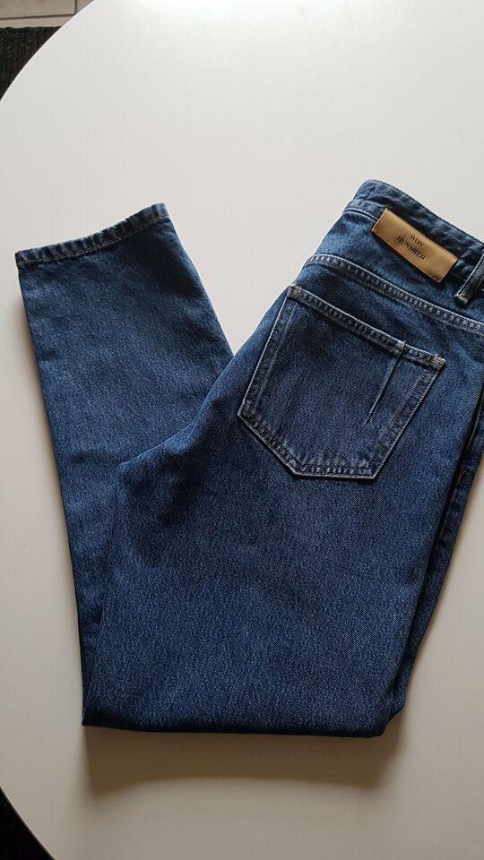 Jeans, Won hundred, str. 28