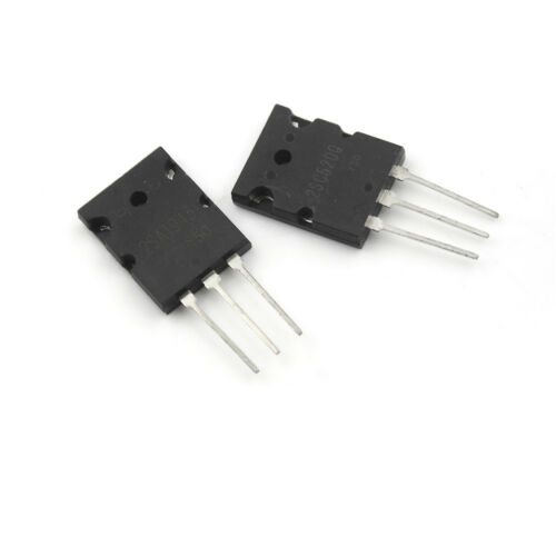 1pair Transistor TO-3PL 2SA1943-O 2SC5200-O 2SA1943 2SC5200 A1943 C5200 Best DE