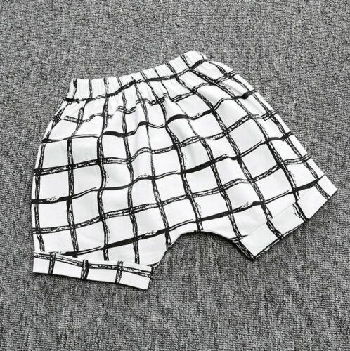 Infant Baby Boy Girl Kids Harem Pants Shorts Bottoms PP Bloomers Kids Panties