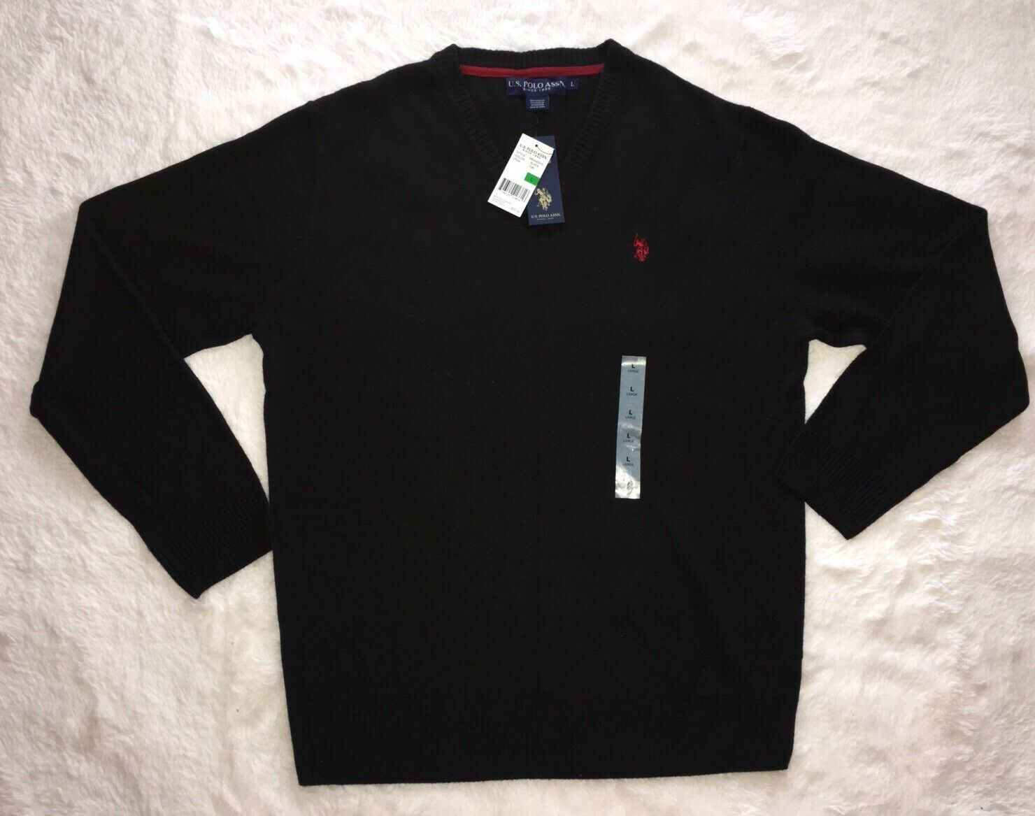 U.S. Polo Assn Sweater Size L