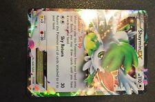 1 x Shaymin-EX - 77/108 - Holo Rare ex Pokemon XY Roaring Skies