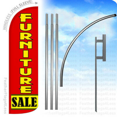 Furniture Sale Windless Swooper Flag With Complete Kit Business Industrial Business Signs Ponycobandhorsesaddles Com
