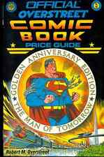 1988 OVERSTREET COMIC BOOK PRICE GUIDE #18 softcover L.B. Cole SUPERMAN cover