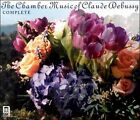Debussy: Complete Chamber Music (CD, Oct-2000, 3 Discs, Delos)