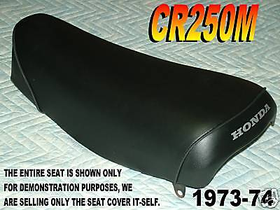 ATV Vinyl Replacement Seat Cover 05-up AMERICAN MADE Honda Rubicon 500