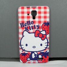 For Lenovo A536 Hello Kitty TPU Mobile Phone Case Free Screen Protector