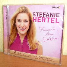 STEFANIE HERTEL - Freunde fürs Leben  (NEU/OVP)
