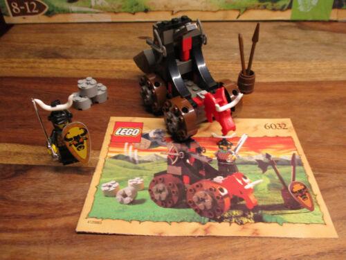 MB LEGO 6094 6095 6032 6096 100/% KOMPLETT BA  TOP ZUSTAND GROßE AUSWAHL