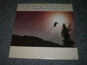 Praise-Strings-4-Tom-Coomes-1980-Christian-Easy-Listening-Xian-FAST-SHIPPING
