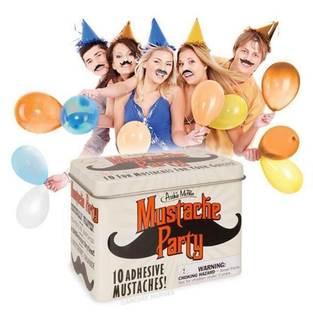 Moustache Party Pack