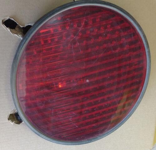 Dialight 431-1215 12 Inch 120 Volt AC Red Traffic Signal Stop Light