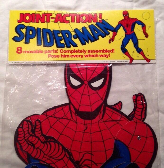 Jahrgang 1977 eine gemeinsame aktion spider - man
