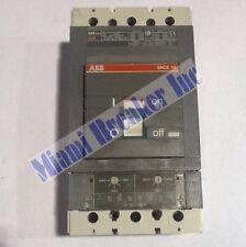 Abb S5n300bw Circuit Breaker 300 Amp