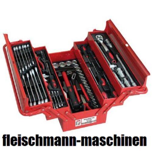 Holzmann WZK86CrV Werkzeugkoffer 86tlg Werkzeugset Werkzeugkasten Werkzeugkiste