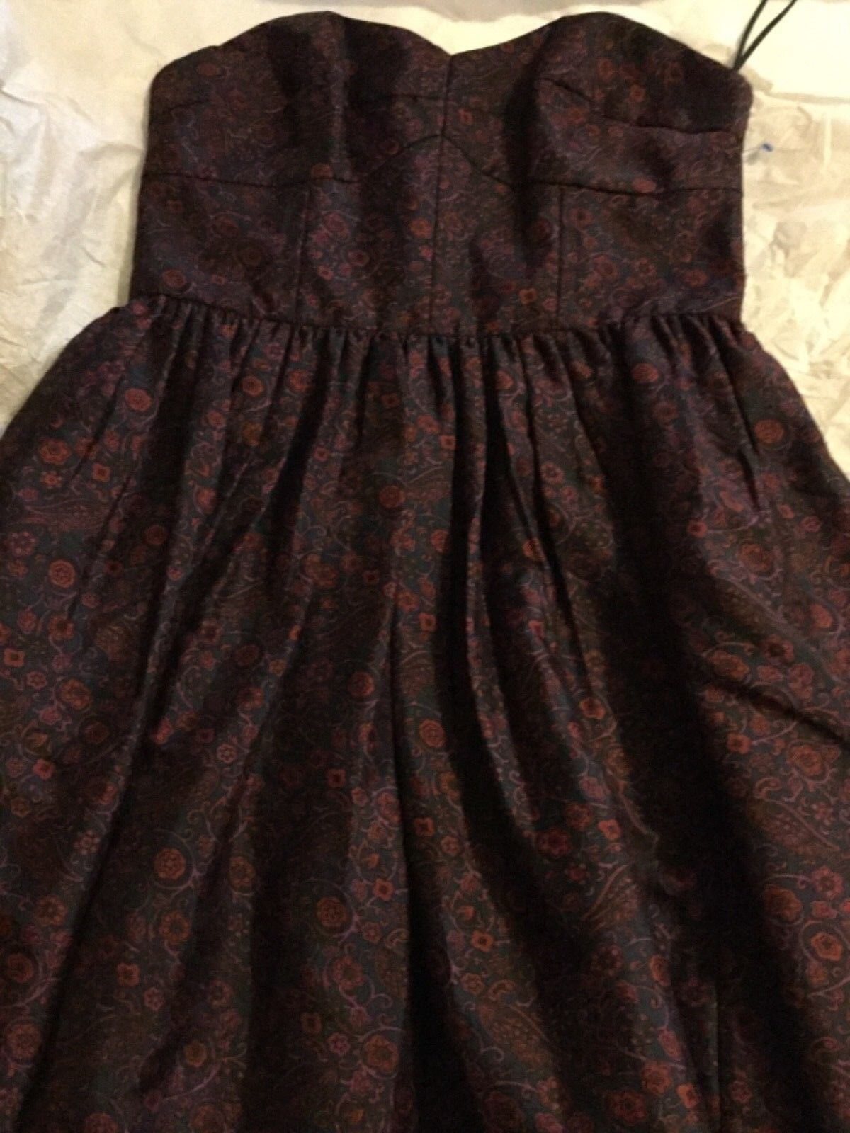 EXCELLENT CONDITION Jack Wills LIberty Print Bustier Dress -  US 6
