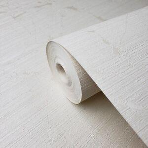Wallpaper-ivory-off-white-Metallic-Textured-Plain-Modern-wallcoverings-rolls-3D