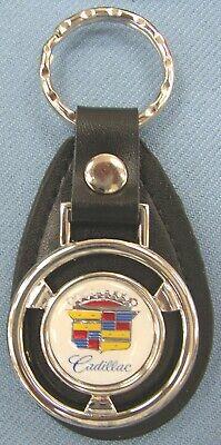 Cadillac Catera Keychain Leather Key Chain