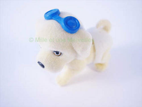 GOLDEN RETRIEVER Puppy and Kitty in my Pocket Animal+carte Couche Magique