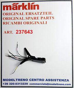 MARKLIN 237643 GANCIO FEMMINA KUPPLUNG W 37547