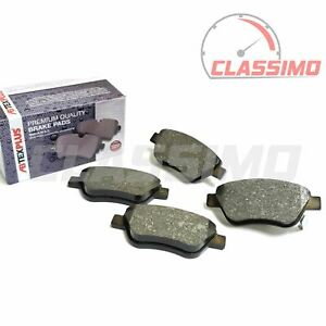 Front-Brake-Pads-for-VAUXHALL-CORSA-D-Mk-3-1-0-1-2-amp-1-4-2006-to-2014