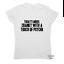 Aujourd-039-hui-la-bonne-humeur-grincheuse-Drole-T-shirts-Hommes-Humour-Sarcastique-Femmes-Top miniature 5
