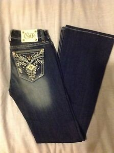 Cello Spring Jeans Bootcut Jeans Blue Cello RRPwFqC