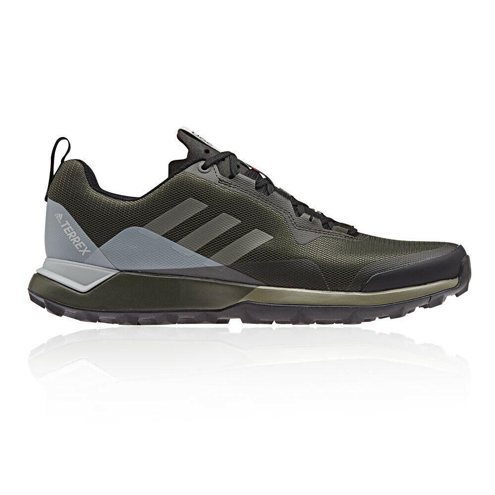 Adidas Mens Terrex CMTK Trail Running scarpe Trainers  scarpe da ginnastica verde Sports  Ultimo 2018