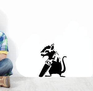 Banksy-Rat-Stencil-Sawing-Rat-Paint-Banksy-stencils-Reusable-Art-Ideal-Stencils
