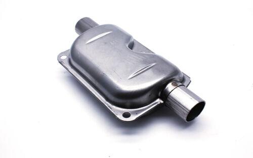EBERSPACHER EXHAUST SILENCER MUFFLER 24mm also fits WEBASTO Heater ECHT