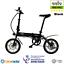 miniatuur 2 - eelo 1885 Pro Elektrische fiets vouwfiets