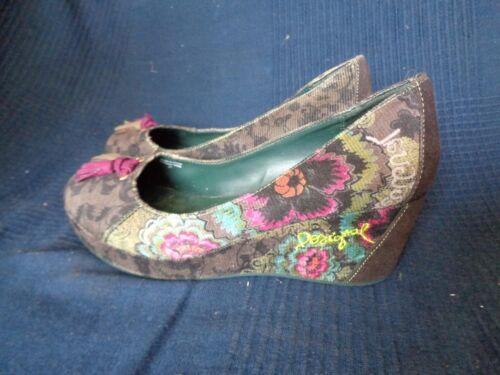 De Paire 37 Taille Chaussure Femme Desigual TdYBdAn