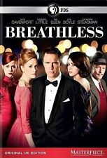 Masterpiece: Breathless New DVD! Ships Fast!