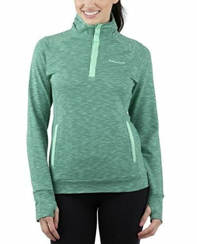 *NEW!* Avalanche Ladies Loma Snap Neck Pullover VARIETY SIZE AN COLOR!