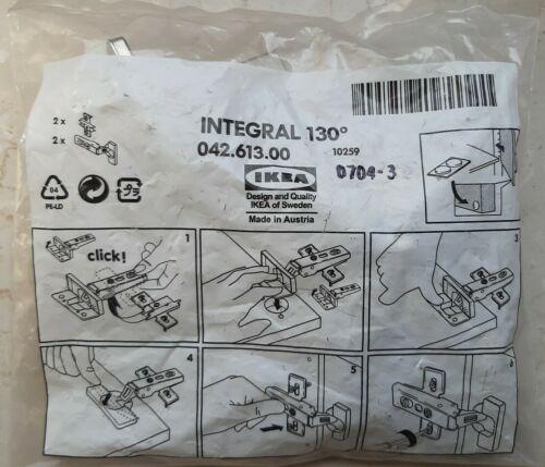 Ikea Scharnier Integral 130° Küche---neu